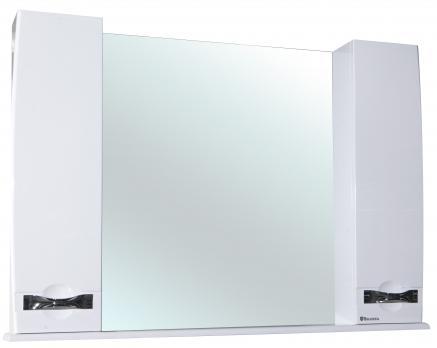 Зеркало-шкаф Bellezza Абрис 120 белый