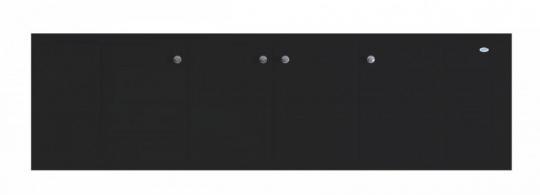 Экран под ванну черный 150 См