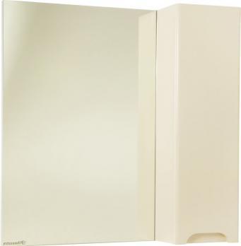 Зеркало-шкаф Андрэа 80 R бежевый