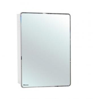 Зеркальный шкаф Джела 60 R белый