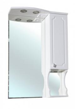 Зеркало-шкаф Bellezza Кантри 65 R белый