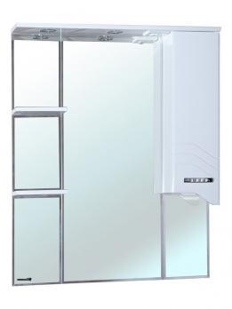 Зеркало-шкаф Bellezza Дрея 85 R белый
