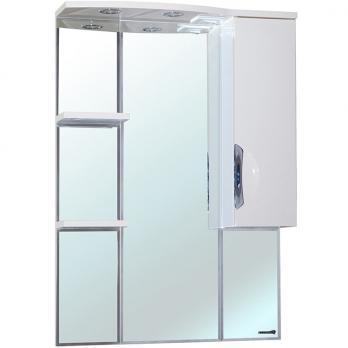 Зеркало-шкаф Bellezza Лагуна 85R белое