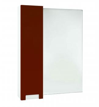 Зеркало-шкаф Bellezza Пегас 70 L красный