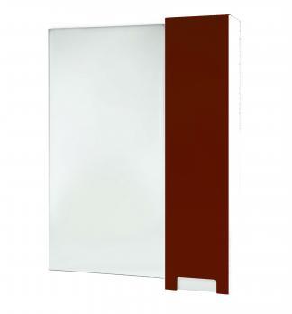 Зеркало-шкаф Bellezza Пегас 70 R красный