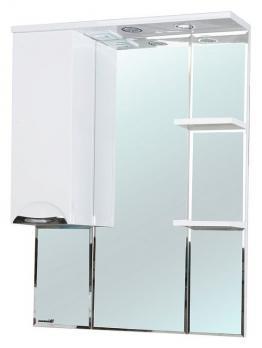 Зеркало-шкаф Bellezza Альфа 75 L белый