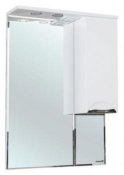 Зеркало-шкаф Bellezza Альфа 65 R белый