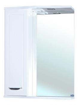 Зеркало-шкаф Bellezza Классик 55 L белый