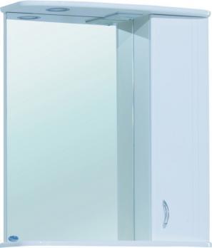 Зеркало-шкаф Астра 60 R белый