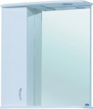 Зеркало-шкаф Астра 60 L белый