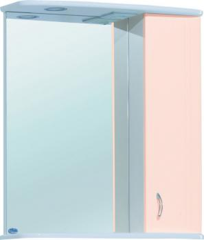 Зеркало-шкаф Астра 60 R бежевый