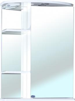 Зеркало-шкаф Bellezza Нарцисс 55 R с подсветкой