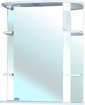 Зеркало-шкаф Bellezza Магнолия 55 R с подсветкой