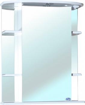 Зеркало-шкаф Bellezza Магнолия 55 L с подсветкой