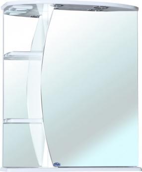Зеркало-шкаф Bellezza Луна 60 R с подсветкой