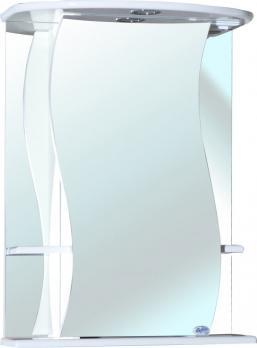 Зеркало-шкаф Bellezza Лиана 55 L с подсветкой