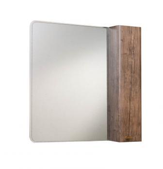 Зеркало-шкаф Bellezza Олимпия 80 R орех
