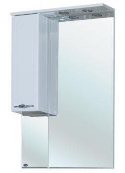 Зеркало-шкаф Bellezza Стелла 65 L белый