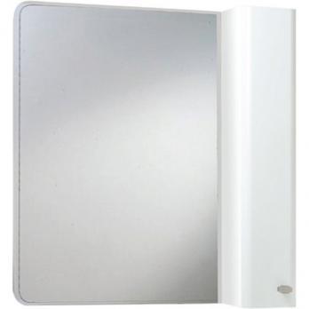 Зеркало-шкаф Bellezza Олимпия 80 R белый