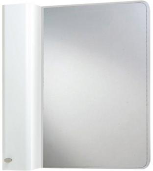 Зеркало-шкаф Bellezza Олимпия 60 L белый