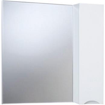 Зеркало-шкаф Bellezza Эвита 90 R белое