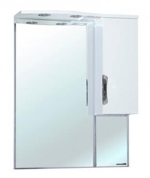 Зеркало-шкаф Bellezza Лагуна 65 R белый