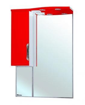 Зеркало-шкаф Bellezza Лагуна 65 L красная