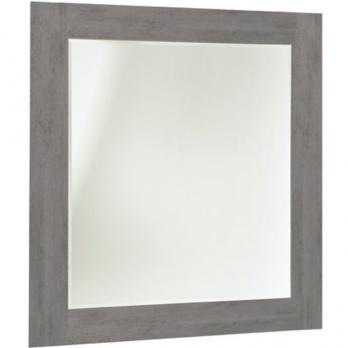 Зеркало Bellezza Луиджи 90 серое